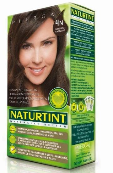 4N Naturel kastanje 165ml Naturtint