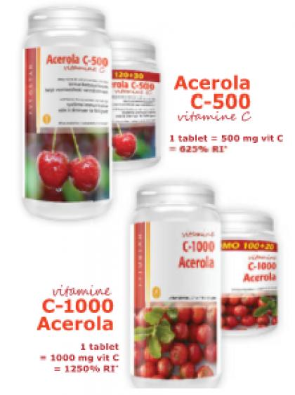 Acerola Vitamine C Fytostar