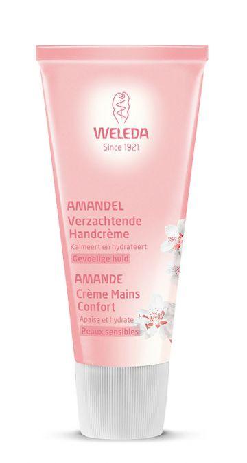 Amandel handcrème 50ml Weleda