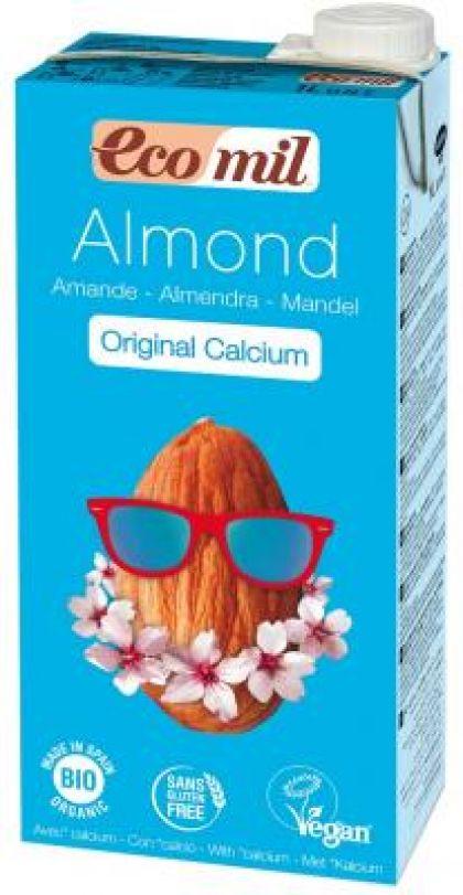 Amandeldrink + calcium 1L Ecomil