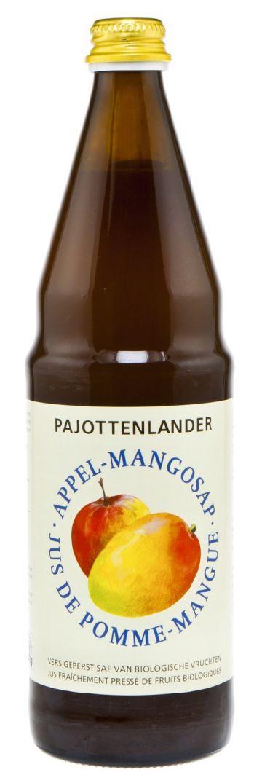 Appel mangosap 75cl paj