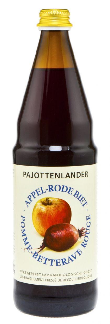 Appel rode bietensap 75cl paj