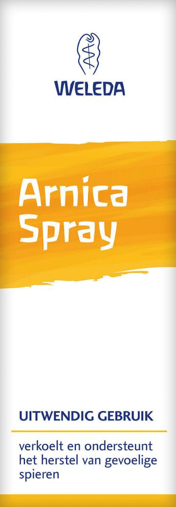 Arnica spray 30ml Weleda