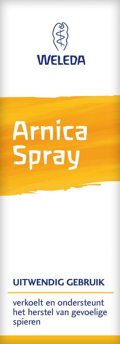 Arnica spray 30ml Weleda