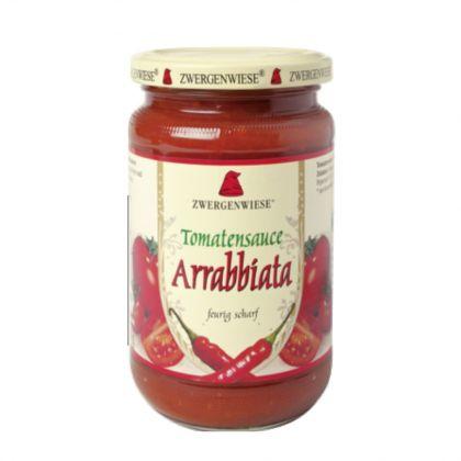 Arrabbiata tomatensaus 340gr ZW