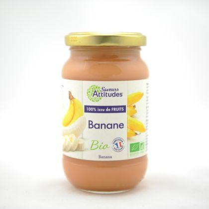 Bananen confituur 310gr SA