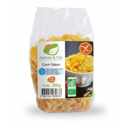 Bio cornflakes 200gr N&C