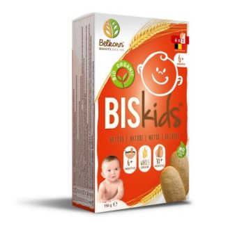 BisKids natuur 6-pack Belkorn