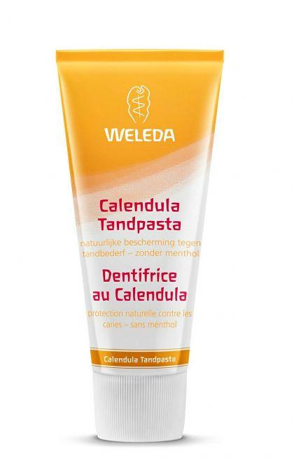Calendula tandpasta 75ml Weleda