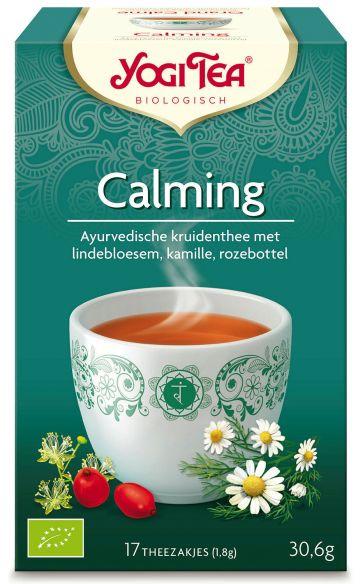Calming Yogi
