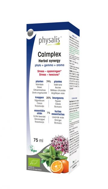 Calmplex 75ml Phys.