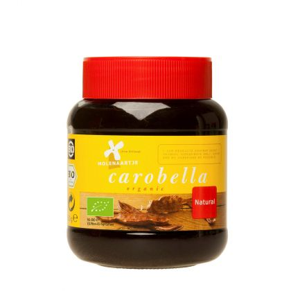 Carobella carob 350gr Molenaartje