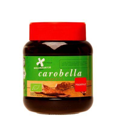 Carobella hazelnoot 350gr Molenaartje