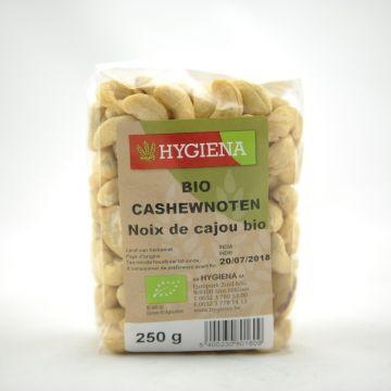 Cashewnoten 250gr Hygiena