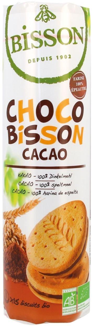 Choco bisson cacao 300gr Bis.