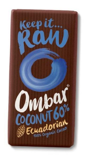 Coconut 60% 35gr Ombar