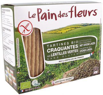 Cracotten met groene linzen 150gr LPDF
