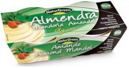 Dessert amandel + agave 2x125gr NG