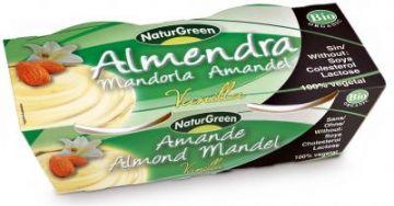 Dessert amandel-vanille 2x125gr NG