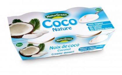 Dessert kokos natuur 2x125gr NG