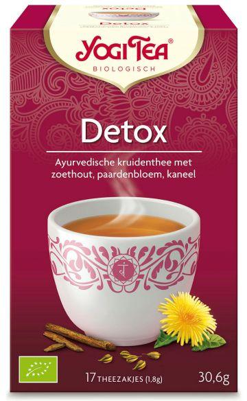 Detox Yogi