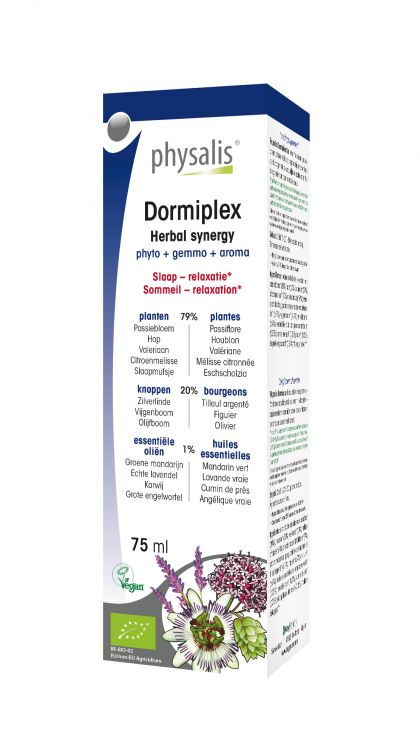 Dormiplex 75ml Phys.
