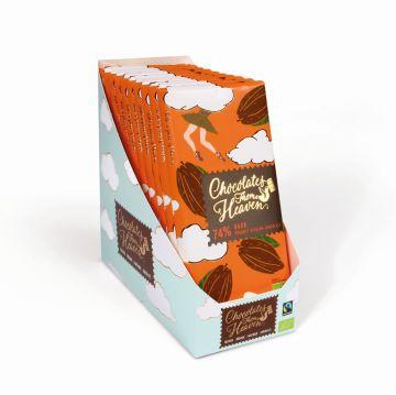 Fondantchocolade 74% 100gr CFH
