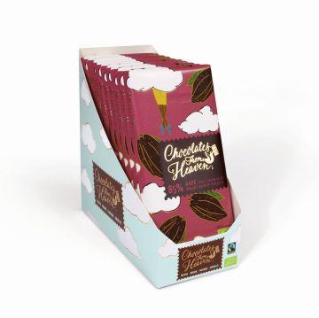 Fondantchocolade 85% 100gr CFH
