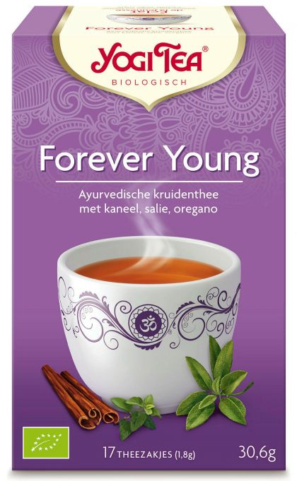 Forever young Yogi