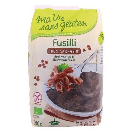 Fusili boekweit 500gr MVSG