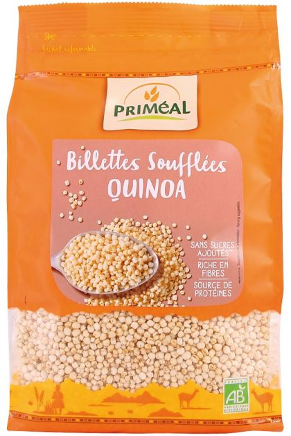 Gepofte quinoa 100gr Priméal