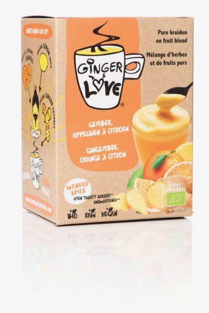 GingerLove classsicbox 5x30gr GL
