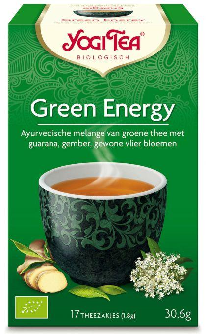 Green energy Yogi