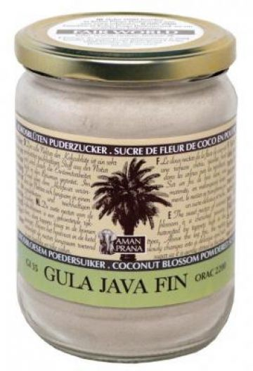 Gula Java fin 360gr Amanprana