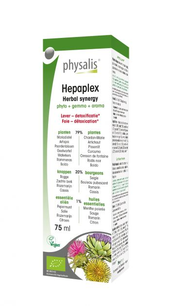Hepaplex 75ml Phys.