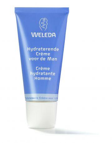 Hydraterende crème man 30ml Weleda