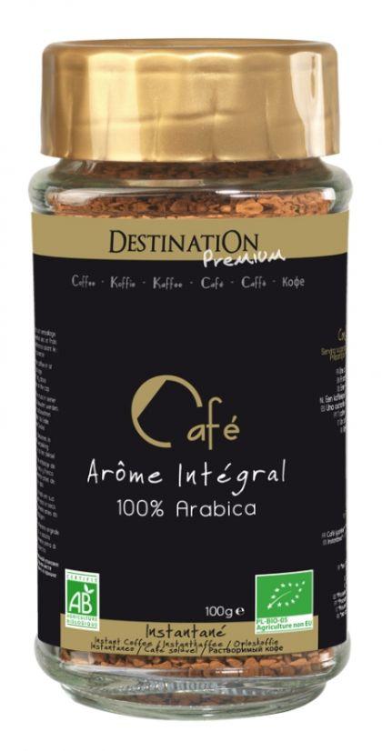 Instant koffie Dest