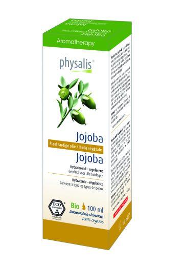 Jejoba plant. olie Physalis
