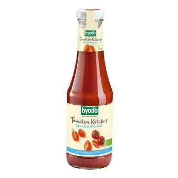 Ketchup agave 500ml Byodo