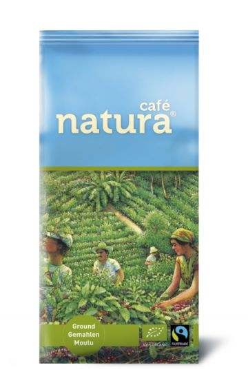 Koffie gemalen 500gr Natura