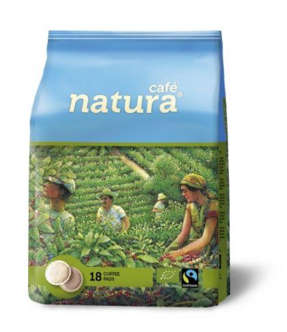 Koffiepads Natura