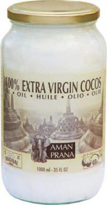 Kokos olie 1000ml Amanprana