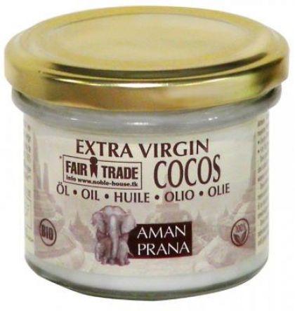 Kokos olie 100ml Amanprana