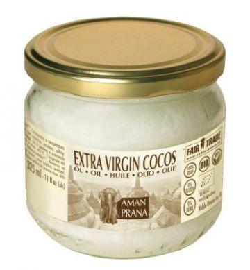 Kokos olie 325ml Amanprana