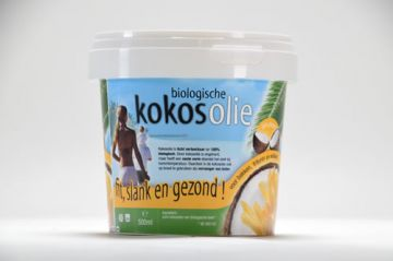 Kokosolie 500ml Marma