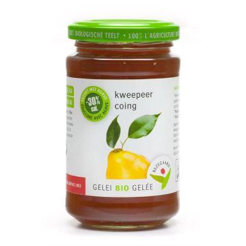 Kweepeer-gelei agave 250gr Bezegaard