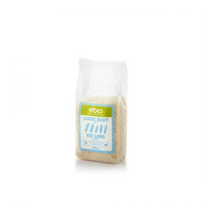 Lange witte rijst 500gr 2BIO