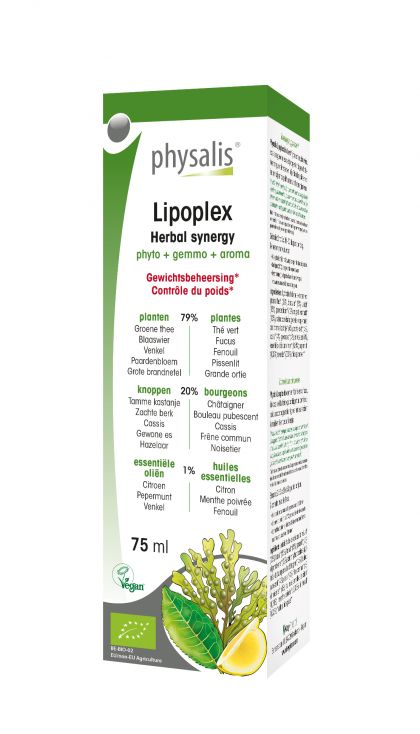 Lipoplex 75ml Phys.