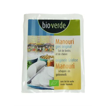 Manouri 150gr Bio-Verde