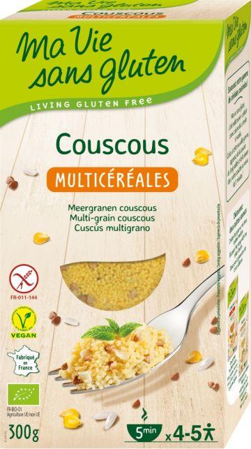 Meergranen couscous 275gr MVSG